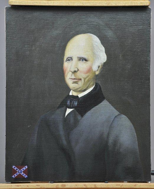 Portrait of Richard Hawes