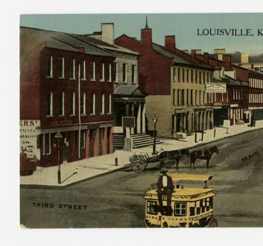 Louisville 1850