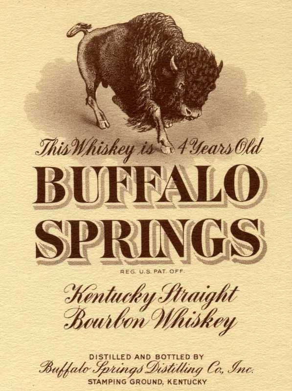 Buffalo Springs Distillery