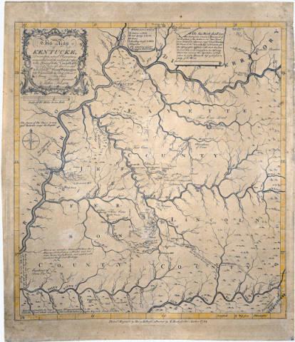 John Filson's Map