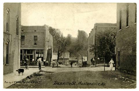 Hustonville