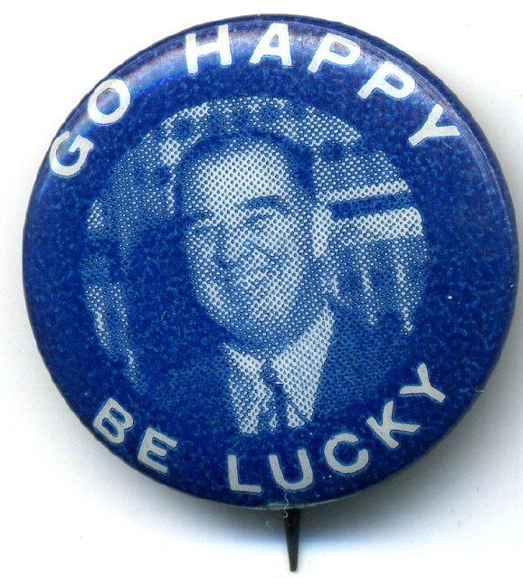 1955 Campaign Button
