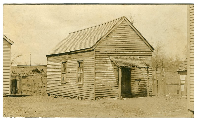 Old Maddoxtown Schoolhouse