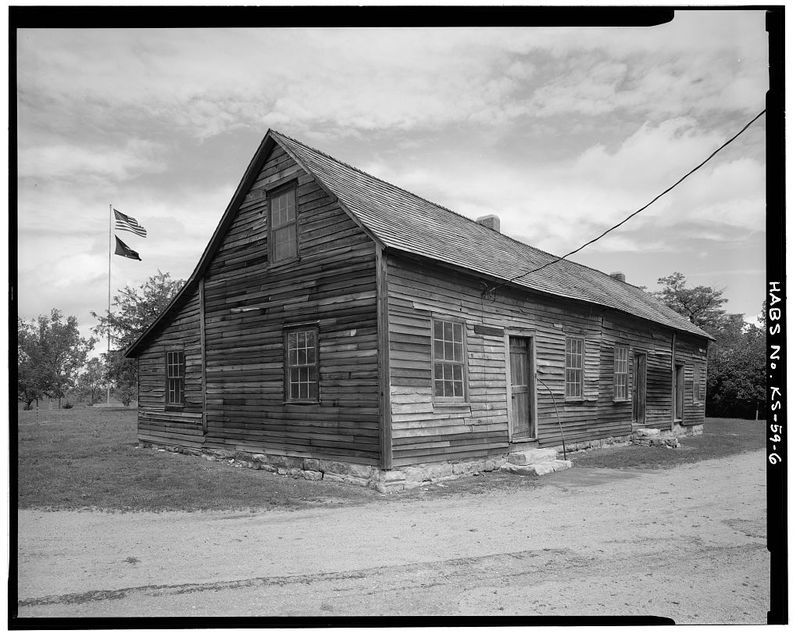 Pony Express Station House