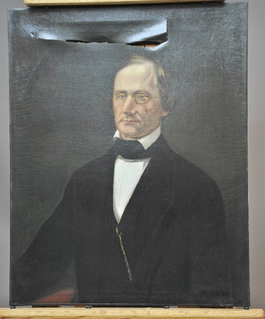 Judge James Harlan