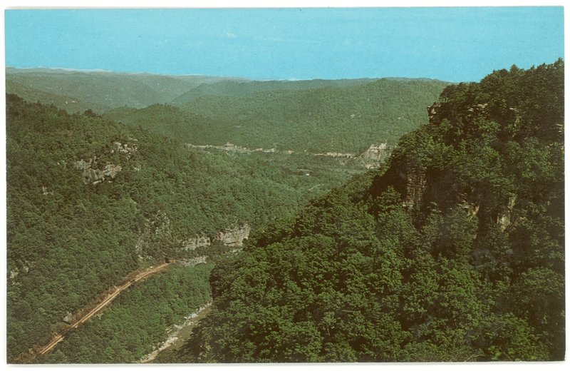 The Clinchfield Overlook