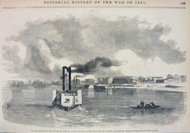Paducah, 1861