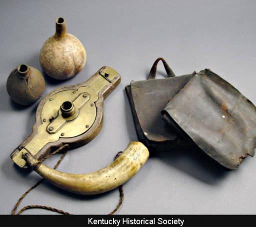 William Calk's artifacts