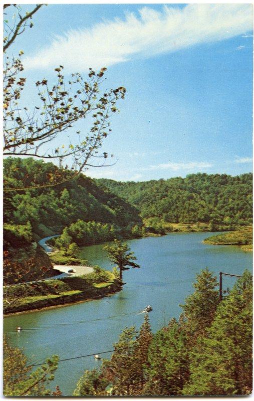 Jenny Wiley State Park