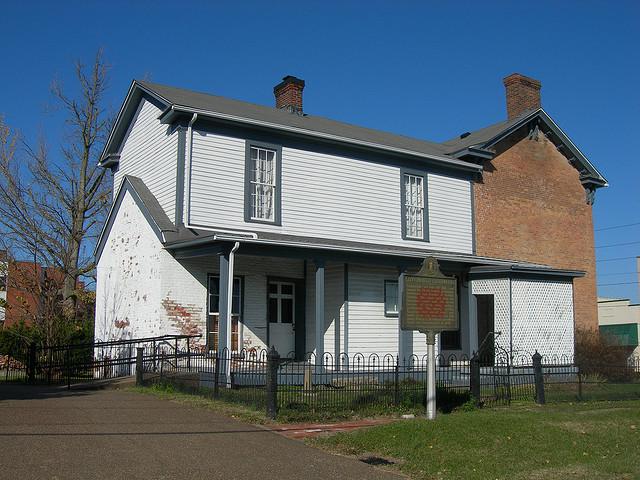 Jack Thomas House