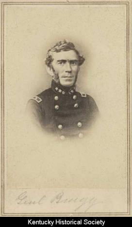 Gen. Braxton Bragg