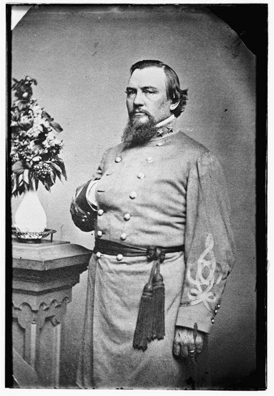 Confederate General Roger W. Hanson