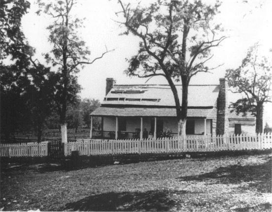 The Henry P. Bottom House, Perryville