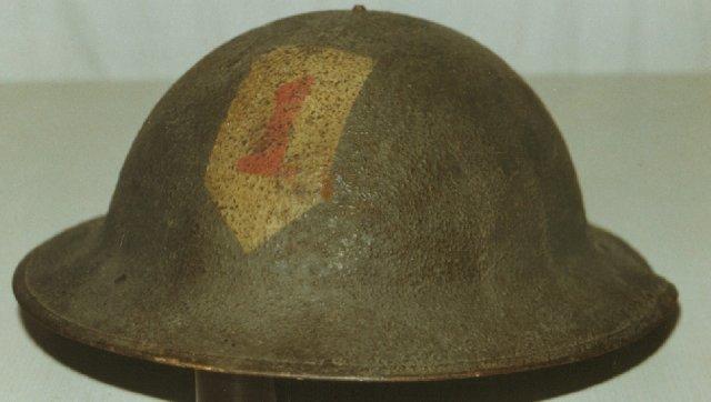 Word War I Helmet