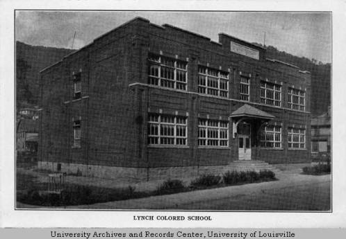 Lynch Colored School