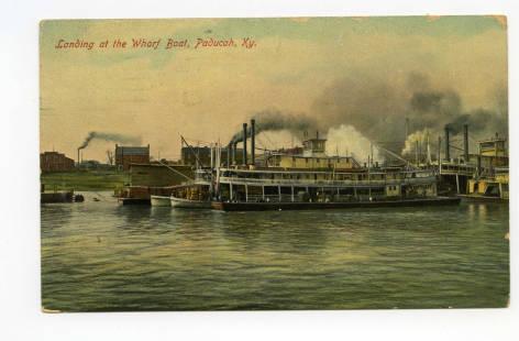 Paducah Wharf