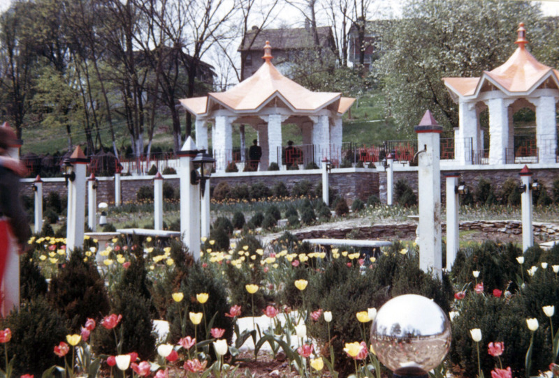 Pagodas in Melodye Park