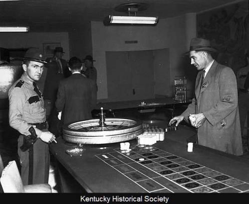 Gambling Raid