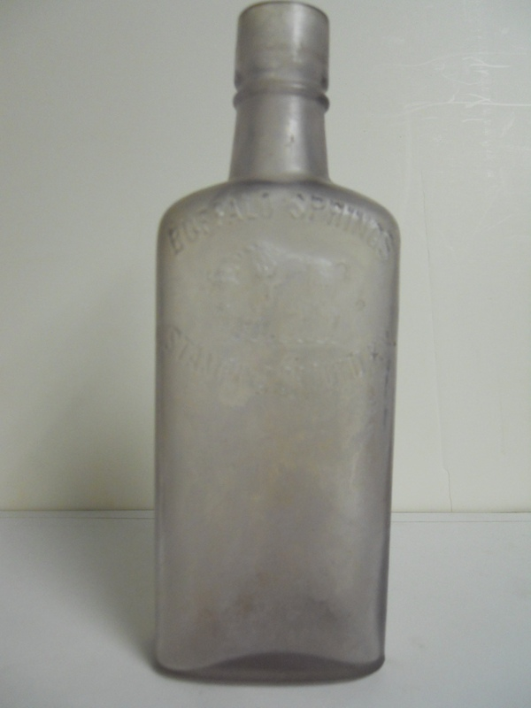Buffalo Springs Bottle