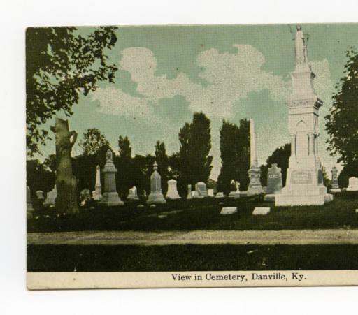 Bellevue Cemetery, Danville, Kentucky