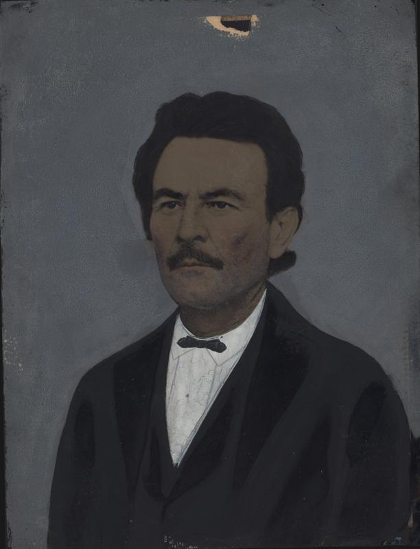 Tintype of Champ Ferguson