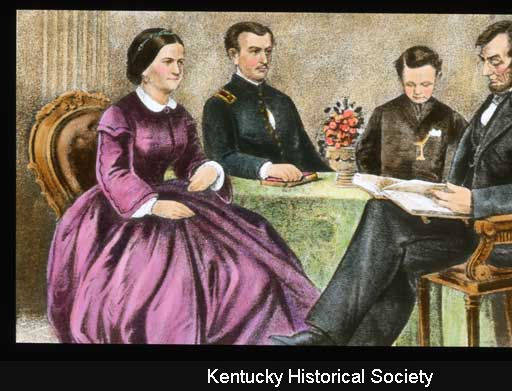 Lincoln Family Portrait