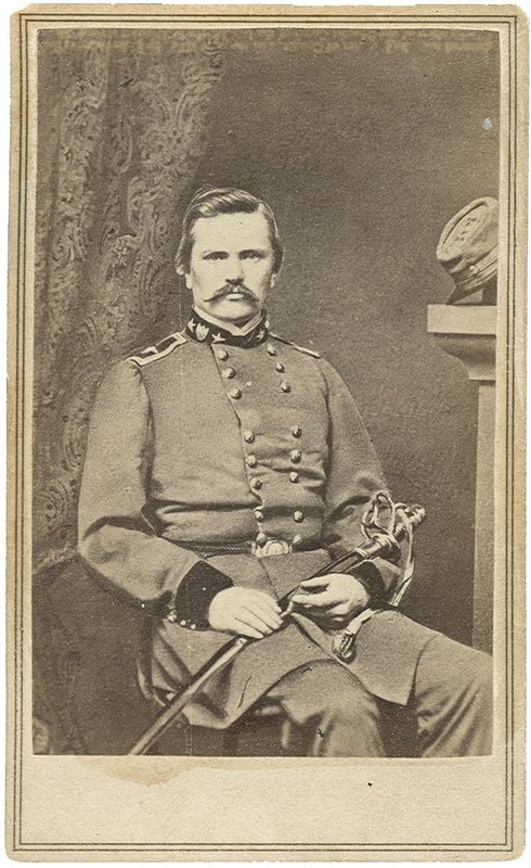 General Simon Bolivar Buckner