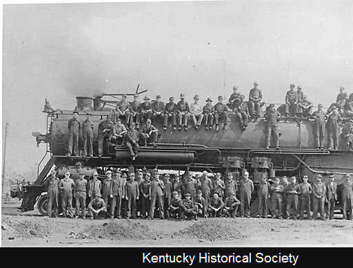 The Illinois Central Railroad