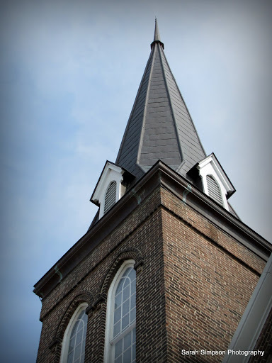 First Presbyterian Church Steeple