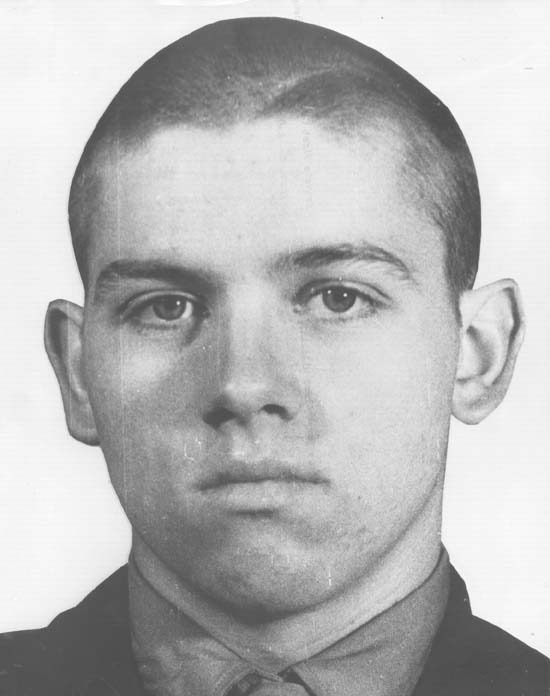 PFC William B. Baugh