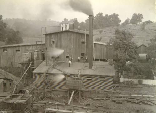 J. T. S. Brown Distillery