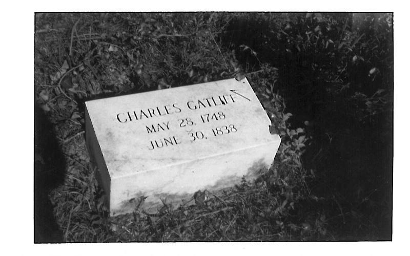 Charles Gatliff's Grave