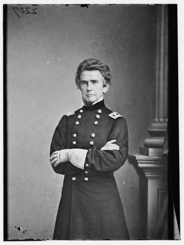 Union General Ormsby M. Mitchel