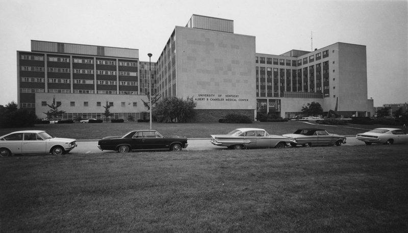 Albert B. Chandler Medical Center