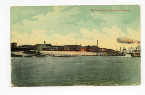 Paducah Riverfront
