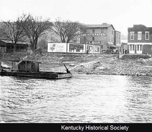 Milton, Kentucky Riverfront