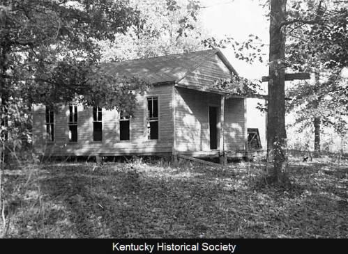 One- Room Schoolhouse