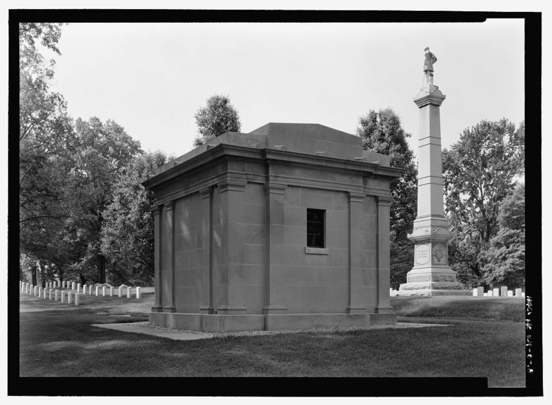 Zachary Taylor Tomb