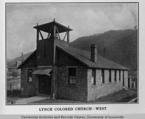 Lynch Colored Church West