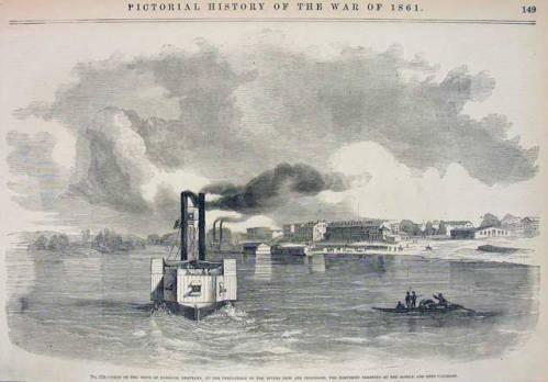 Steam-powered Gunboat