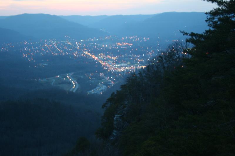 Pinnacle at Cumberland Gap