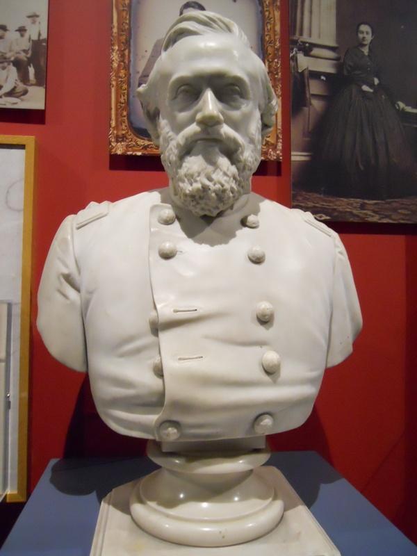 Bust Sculpture of Gen. Jeremiah T. Boyle