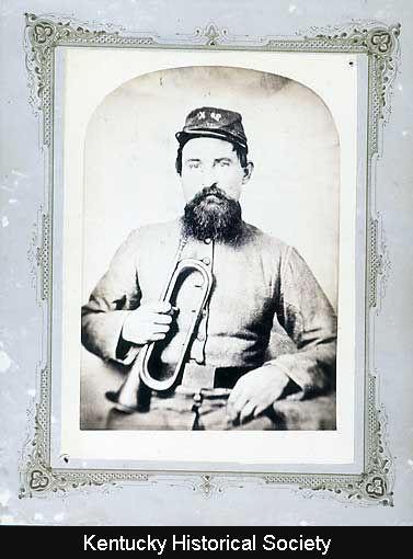 Confederate soldier John Washington Payne