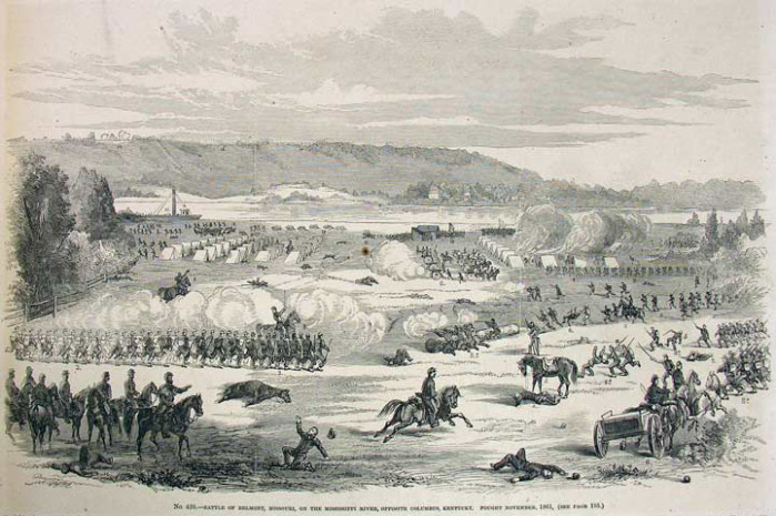 Battle of Belmont, Missouri