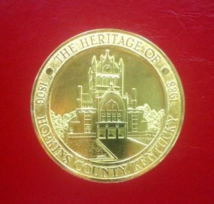 """The Heritage of Hopkins County, Kentucky 1806-1998."""
