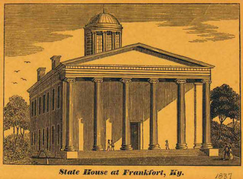 State House, Frankfort, KY