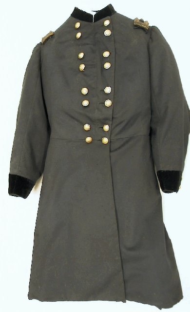 Union Colonel Edward Henry Hobson's frock coat.