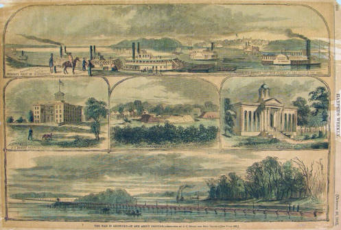 Paducah during the Civil War