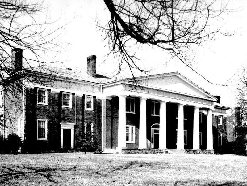 Administration Building, Centre College