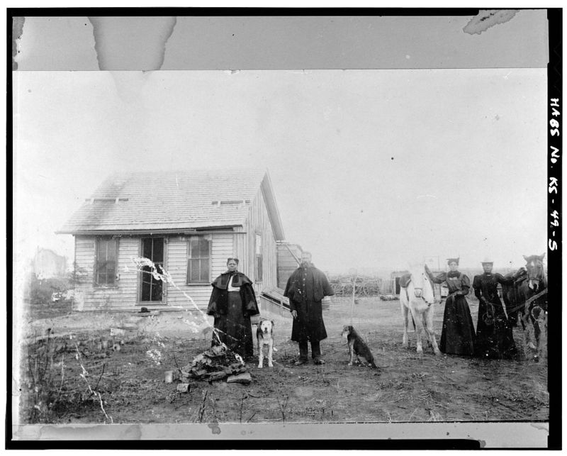 Nicodemus Farm
